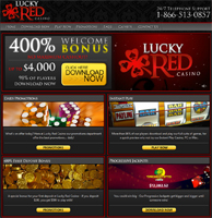 Lucky Red Casino Reviews