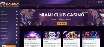 Miami Casino Online